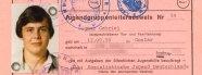 Gabriel / Jugendgruppenleiterausweis / früher